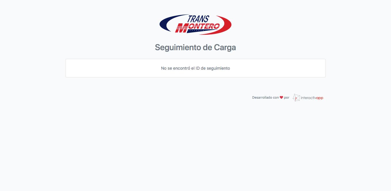 Panel Web / App Android / API REST - Transportes Montero - Imagen 3