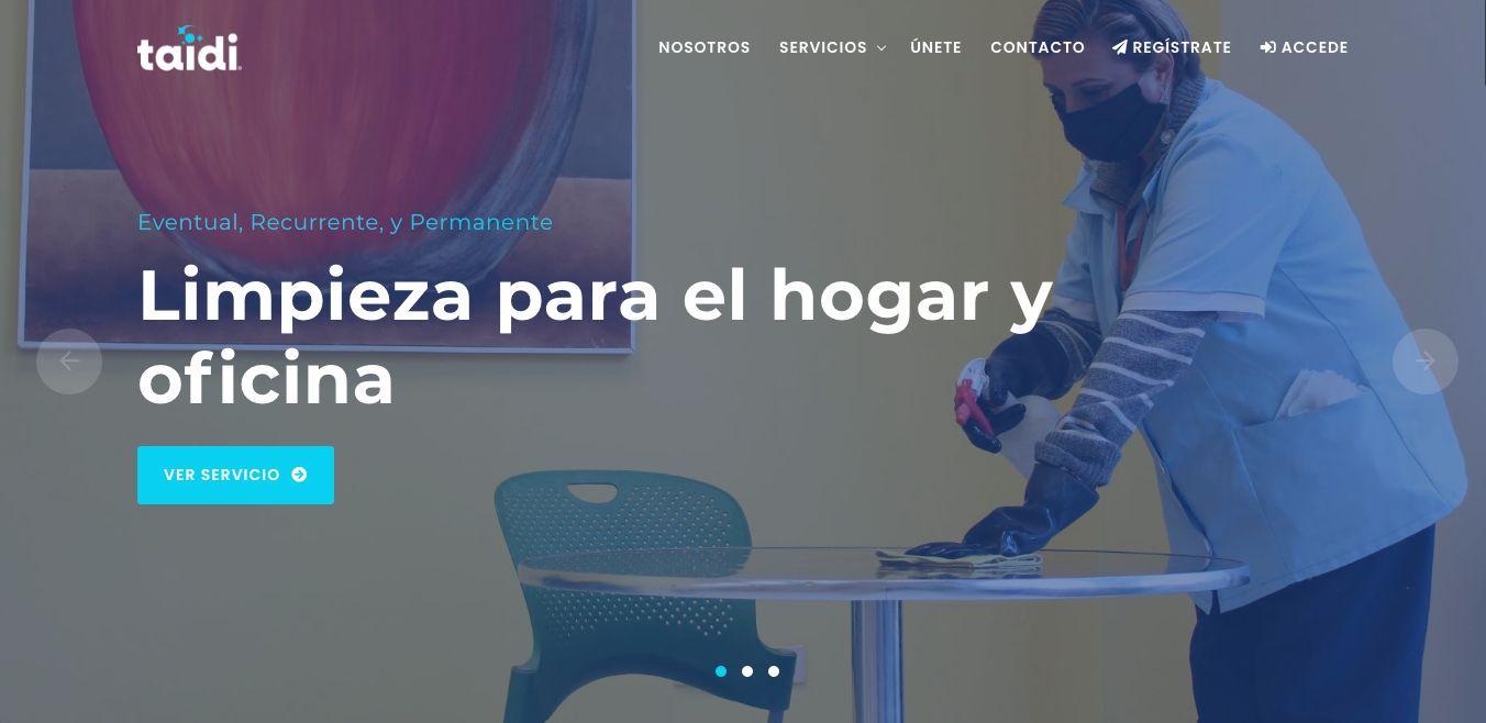 Página Web / Aplicación Web - Taidi.mx - Imagen 0