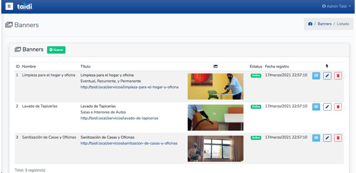 Página Web / Aplicación Web - Taidi.mx - Imagen 11