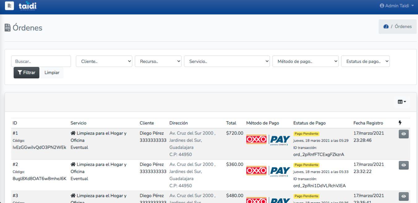Página Web / Aplicación Web - Taidi.mx - Imagen 14