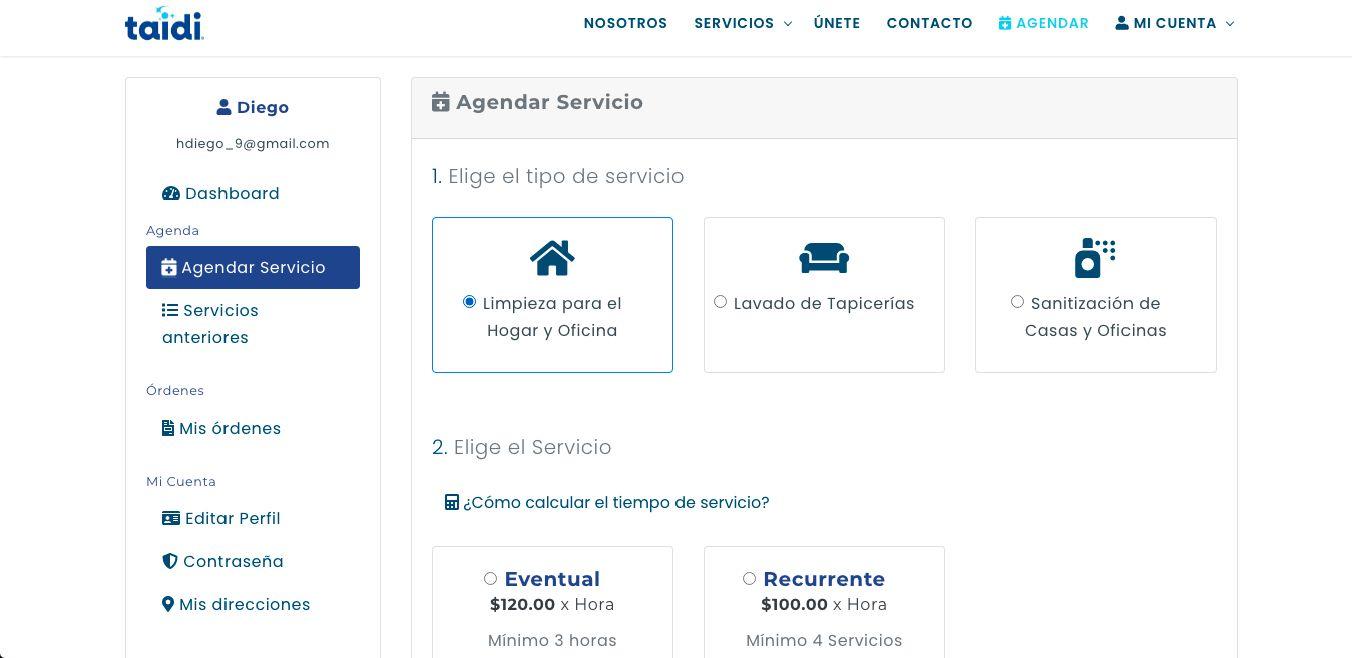 Página Web / Aplicación Web - Taidi.mx - Imagen 6