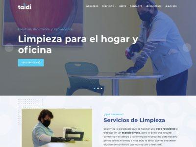 Página Web / Aplicación Web - Taidi.mx