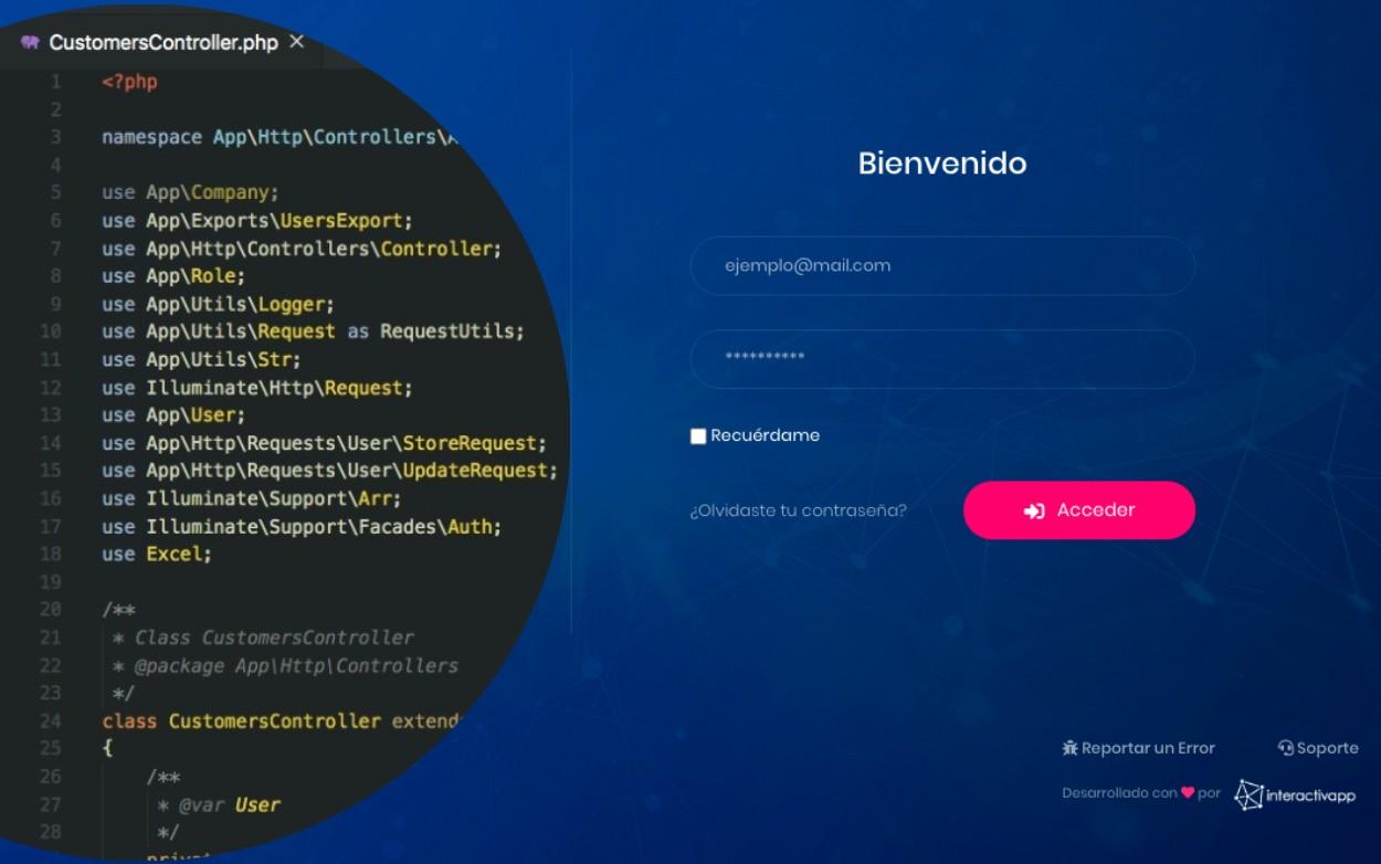 Servicio de Diseño web, Desarrollo web, Aplicaciones web - Interactivapp.mx
