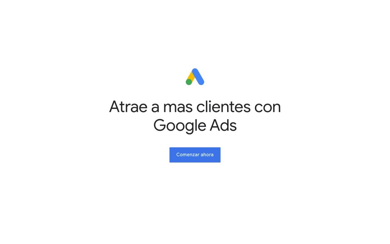 Redes Sociales, Campañas de Google Adwords
